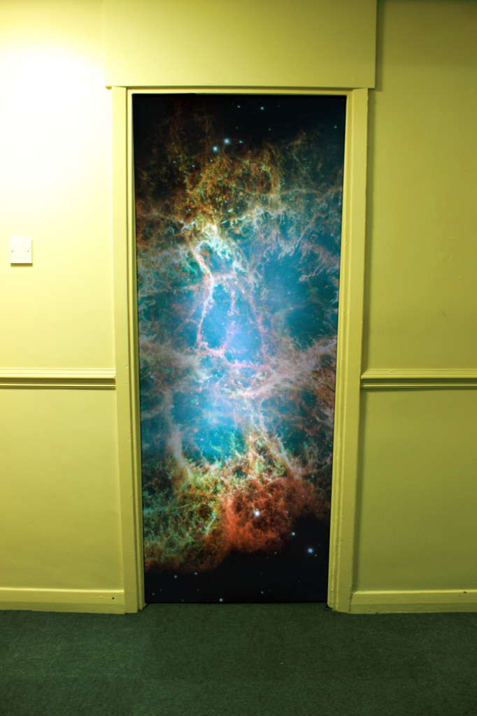 Door to the universe