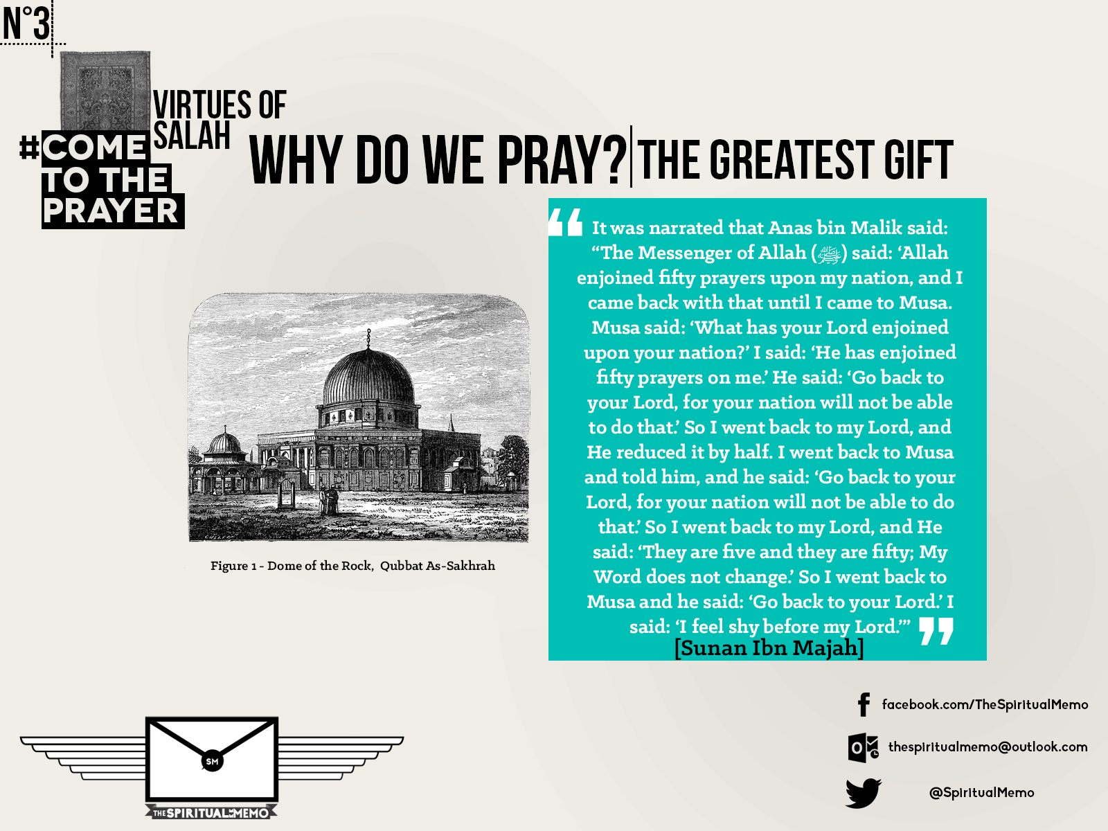 Why Do we Pray - The Greatest Gift
